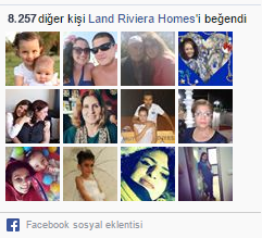 facebook - land riviera homes